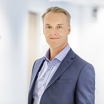 Jani Aholaakko asiakaslogistiikkapäällikkö